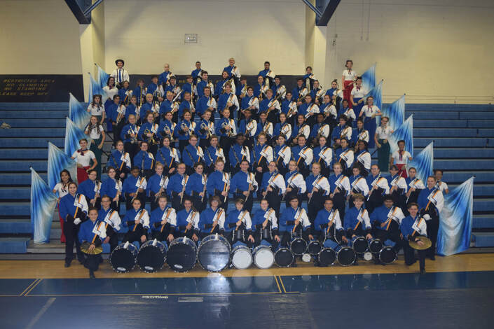 CHS Silver King Band